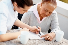A-1 Home Care - Care Plan